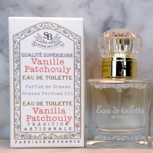 Simplicité Boutique Vanilla Patchouly Eau d Toilette